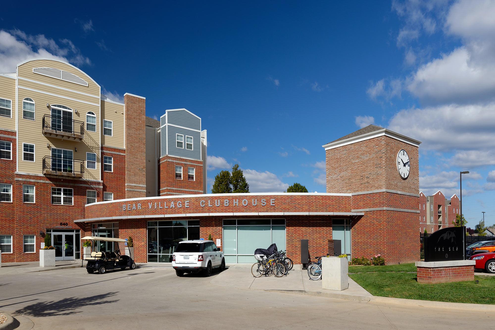 Bear Village Student Housing