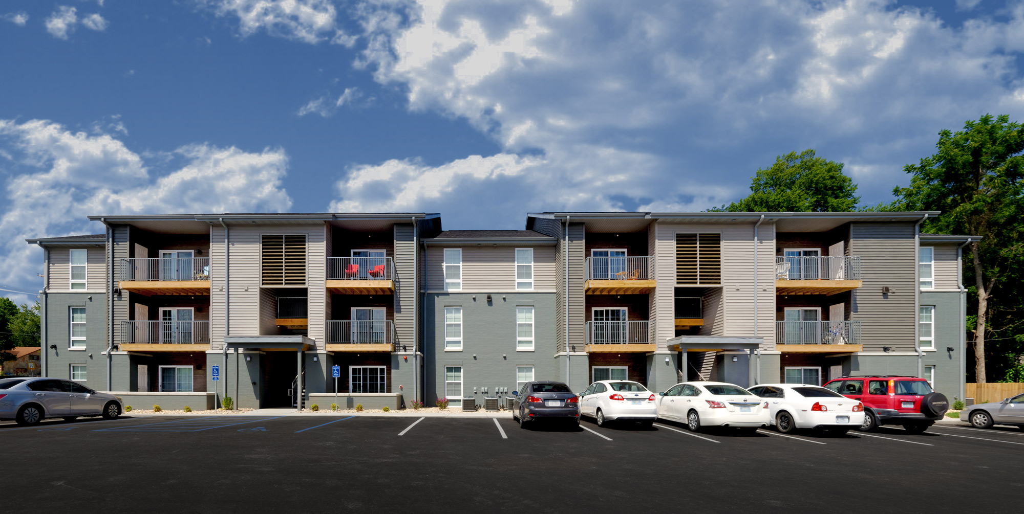 Modern Apartment Community in Springfield, Missouri