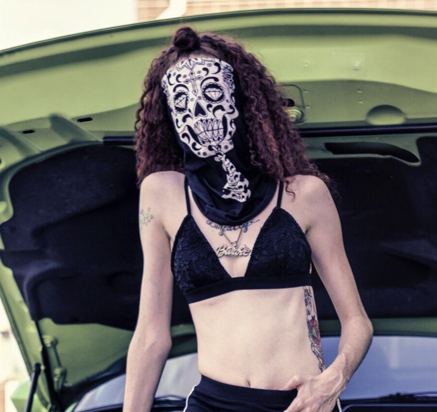 Brittanie Beattie - Mask Assassin