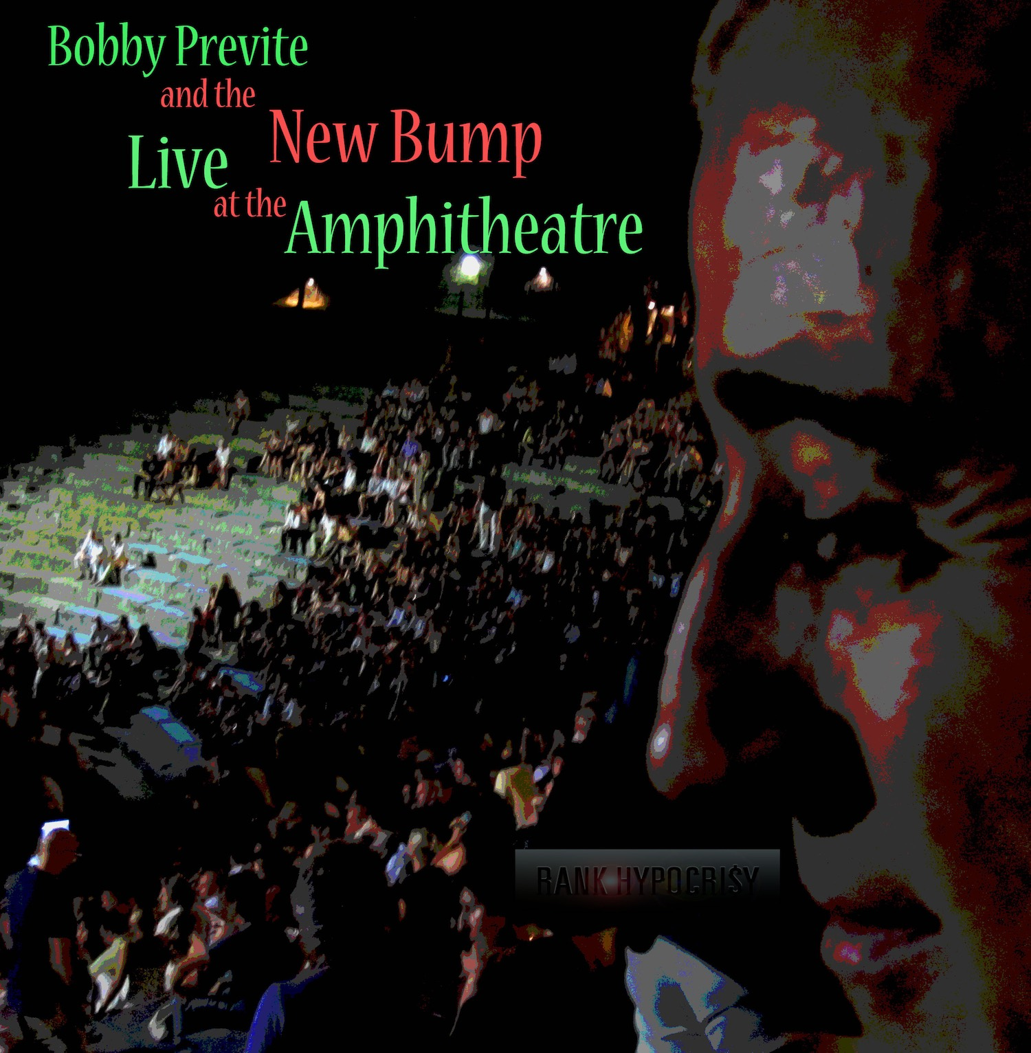 THE 'NEW' BUMP - LIVE at the AMPHITHEATRE:   the band in a beautiful outdoor venue   feat. ELLERY ESKELIN, BILL WARE, BRAD JONES