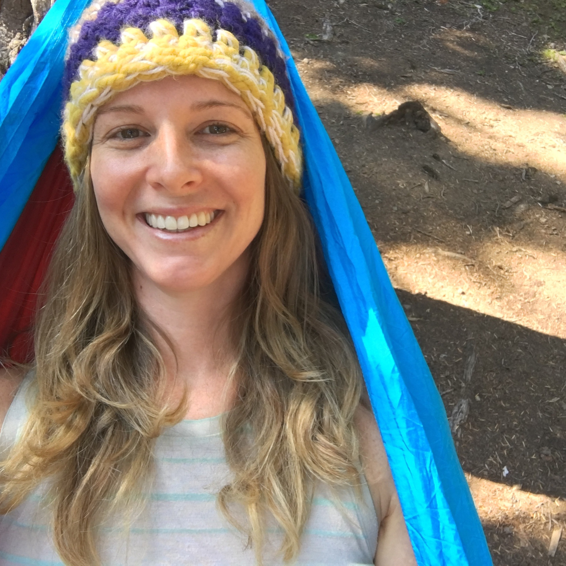 Caroline - Caroline went on her first backpacking trip in 2013, and was so drawn to the wilderness she decided to hike 2,000 miles on the Pacific Crest Trail the following summer. After more than a decade of an intensely stressful urban life, she discovered how much she needed time in wild places, and backpacking totally changed her life. Eat Hike Love was born of Caroline's desire to share the laughter, excitement, adventure, and deep, soul-reviving rewards of time spent in the wilderness with as many others as possible. She lives in the Columbia River Gorge between Mount Hood and Mount Adams, and has extensively explored the wilderness areas of Washington, Oregon, and California. Currently under contract with Moon Travel Guides, she is researching and writing Drive & Hike: Pacific Crest Trail, the ultimate guide to the best day hikes, scenic drives, restaurants, breweries, hotels, campgrounds, and things to do along the PCT (publish date 2020).Caroline has a master's degree in nutrition from National University of Natural Medicine, and a passion for cooking & preparing foods that satisfy on every level: physical, emotional, social, and spiritual. She personally prepares every meal and snack for each Eat Hike Love retreat. She is also a yoga teacher with a 200-hour certification from YoYoYogi.