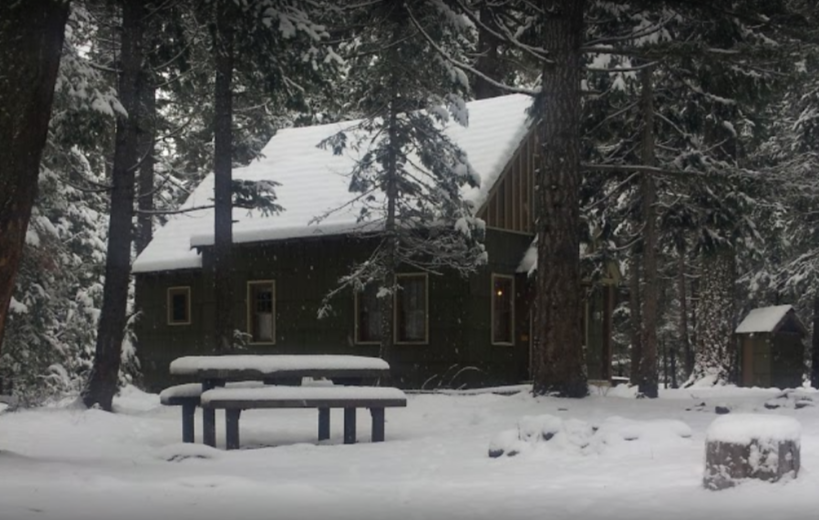 Washington Cascades Cabin - nearest city: Yakima, Washingtonnearest town: Naches, Washingtondriving time from Seattle: 3 hoursspots available: 2Reserve your spot by signing up for Eat Hike Love Academy—$600 gets you a seat in the academy and a spot at the retreat!(payment plans available)