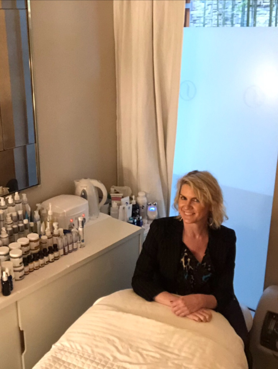 """MEET MIA - """"I feel so fortunate and grateful that I get to make a marked improvement on not only my clients skin, but their day, week or month. I absolutely love making my clients feel more confident and beautiful, and I get as much joy and satisfaction out of it as they do."""""""