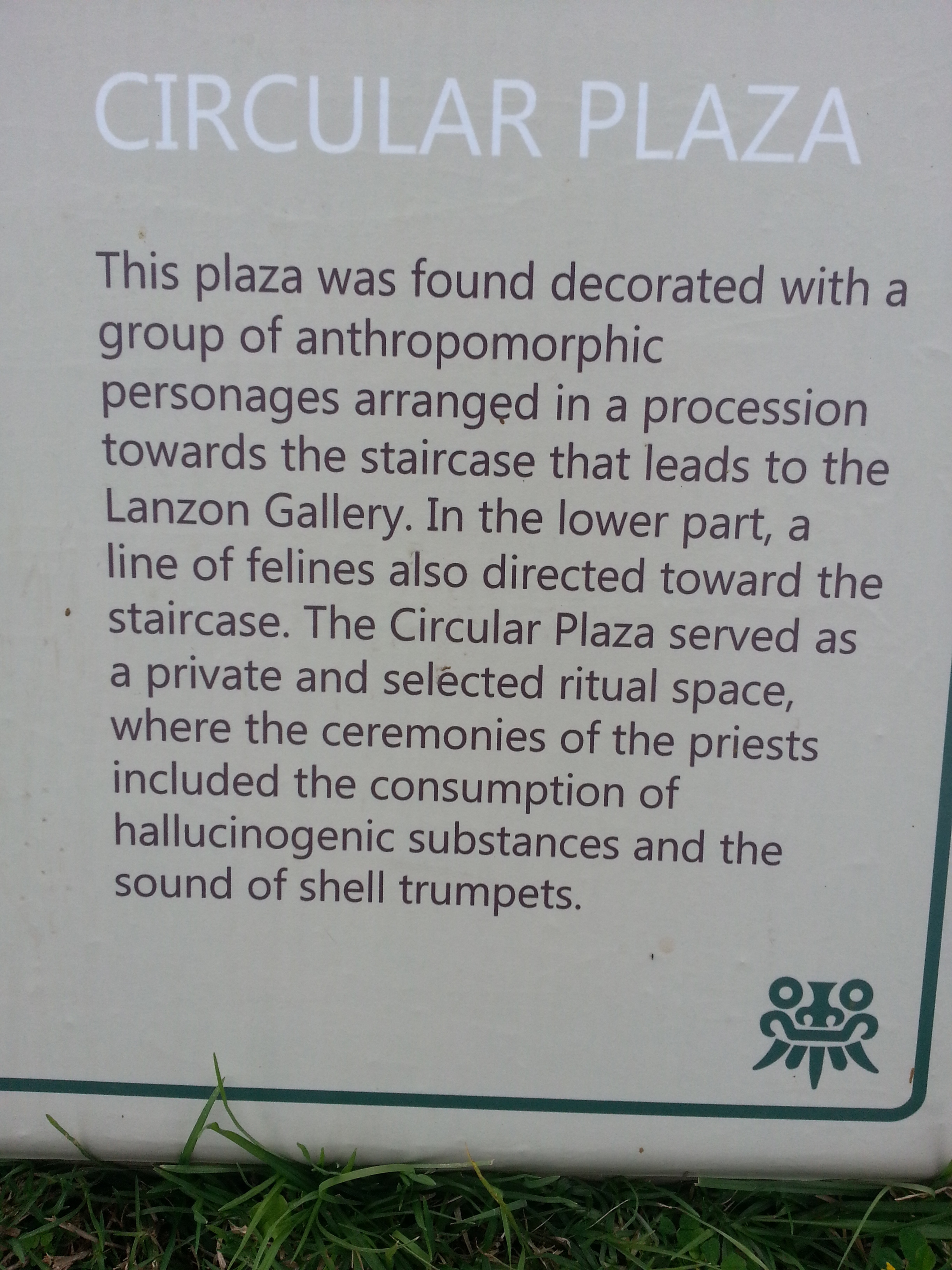 Peruvian archeological opinion of the use of the site.