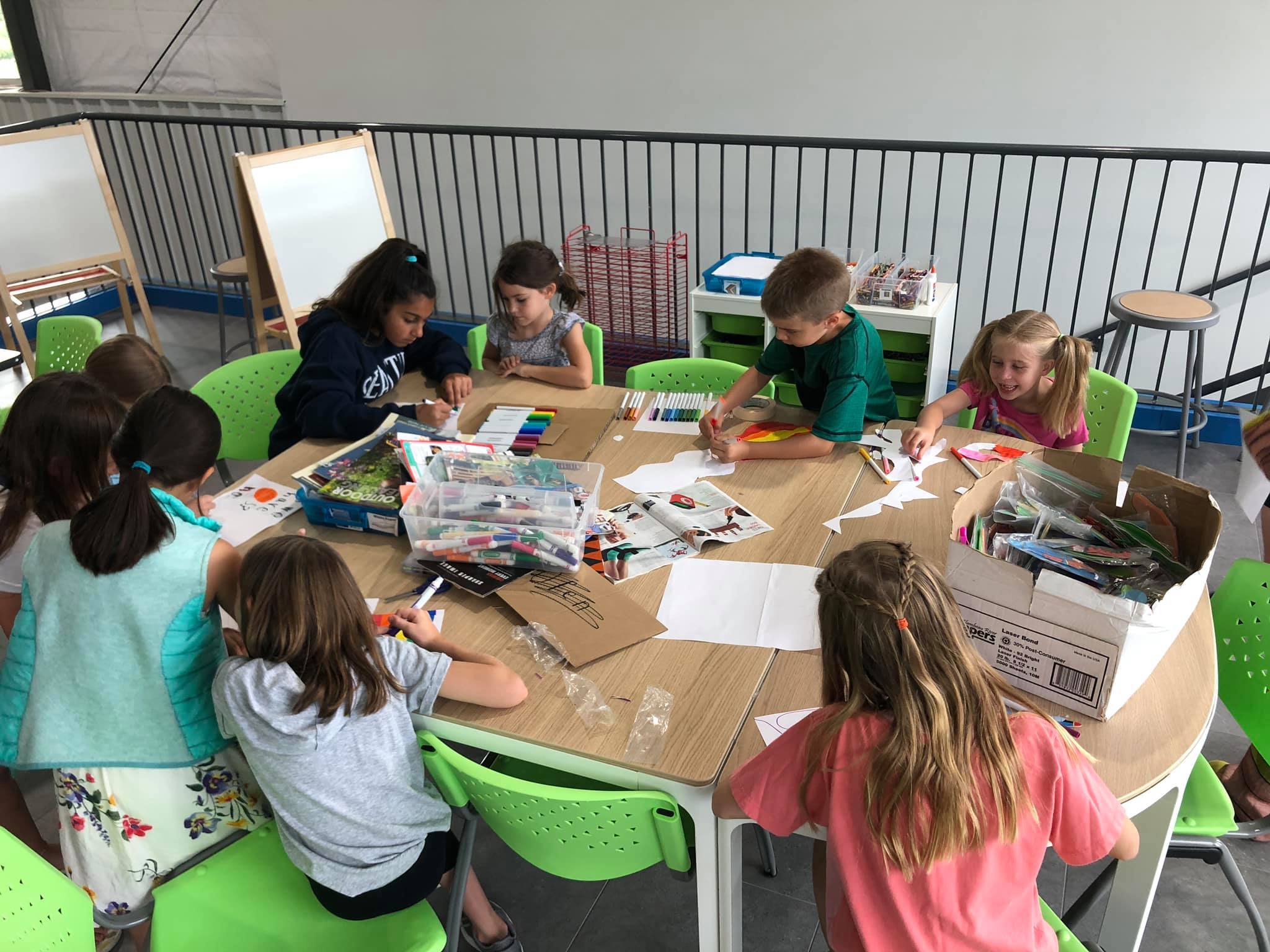 programs Designed with school age kids in mind -