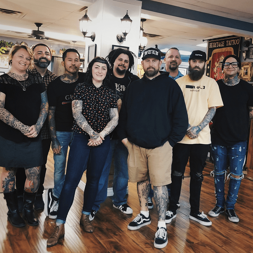 Welcome to Heritage tattoo, las vegas! - We are a family-owned and operated tattoo shop.Est 2012