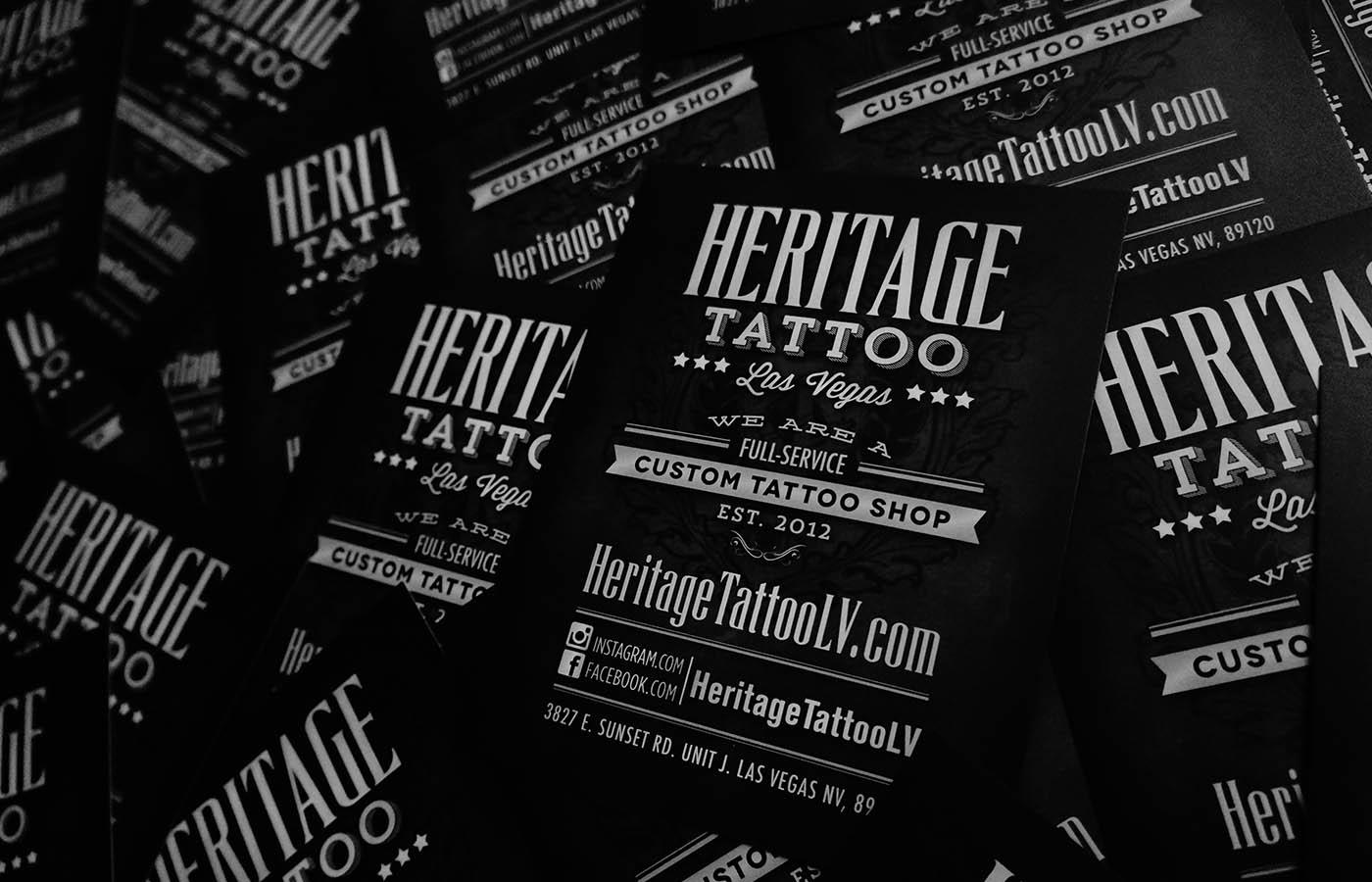 Heritage Tattoo LV