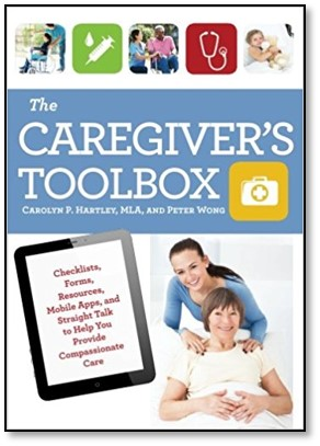 IT IS RECOMMENDED BUT NOT REQUIRED THAT YOU PURCHASE THE CAREGIVER'S TOOLBOX SINCE HE WILL REFERENCE SOME OF THE KEY ITEMS YOU NEED TO CONSIDER AND SOME RESOURCES TO HELP YOU FROM HIS BOOK