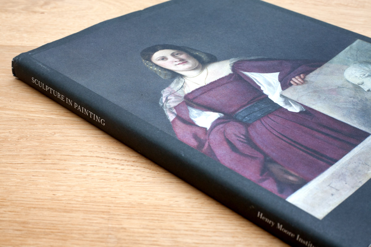 - This catalogue, for which I wrote an essay on a work by Théodore Géricault,accompanied the 2009 exhibition Sculpture in Painting at Henry Moore Institute, Leeds.