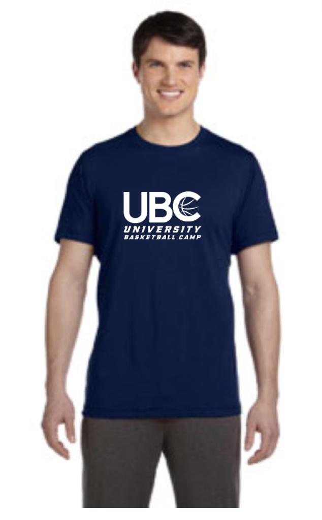 UBC Navy Tee $20 -