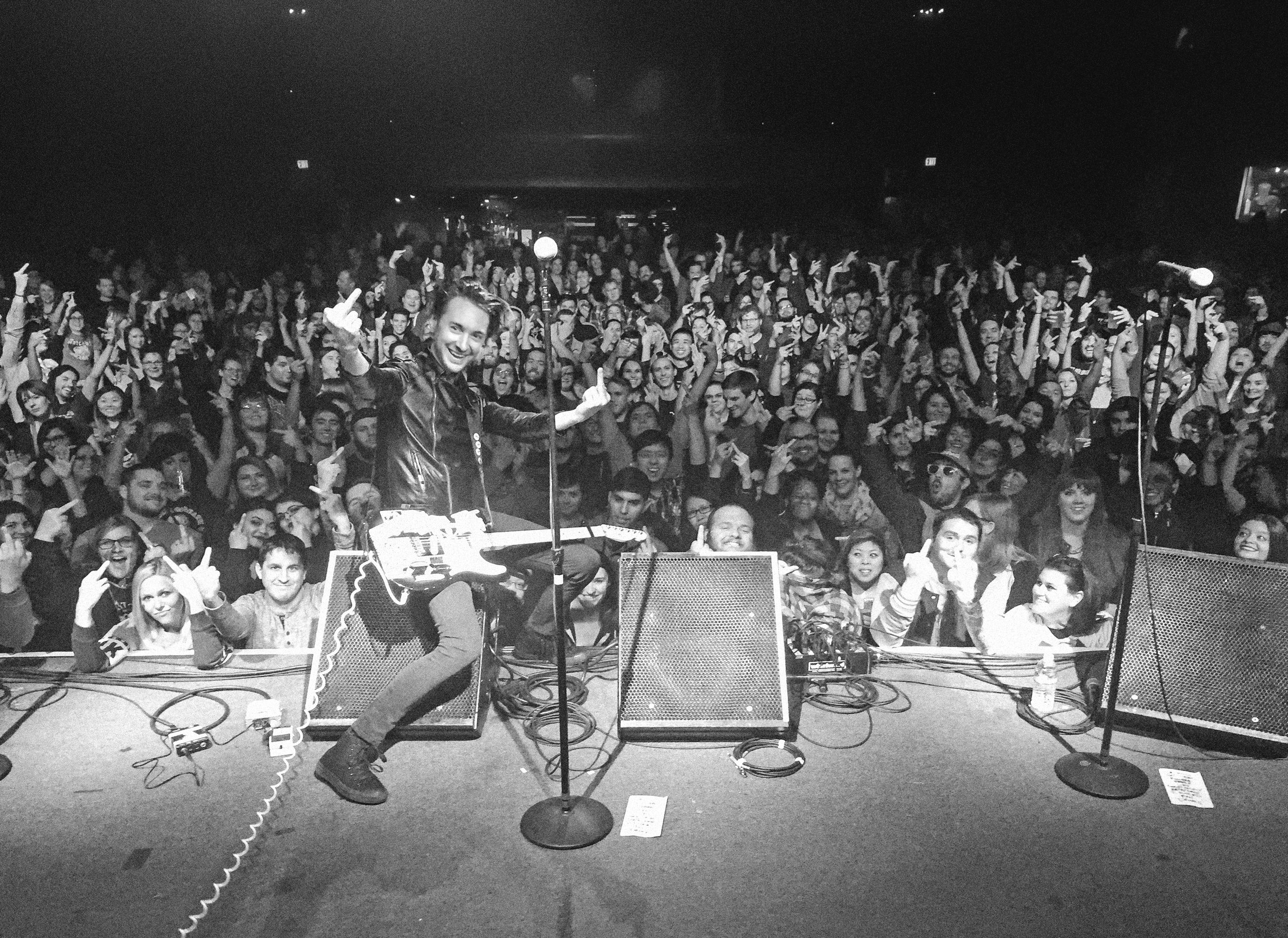 The Fillmore - San Fransisco, CA. - December 27th, 2015