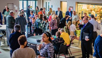 Hospitality - Along with providing delicious refreshments and treats following our Sunday services, the Hospitality Ministry coordinates all key social activities for our parish.
