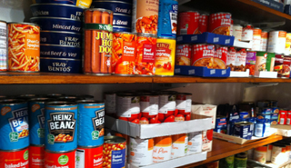 Food Bank - Christ Church works with the Whitchurch-Stouffville Food Bank to ensure that all members of the community have access to healthy food.