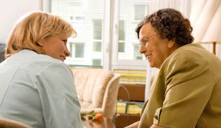 Lay Pastoral Visitors - Lay pastoral visitors spend time with and offer care and support to all who may be unable to regularily come to Church.