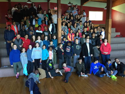 Nov 2016 Diocesean Youth Retreat
