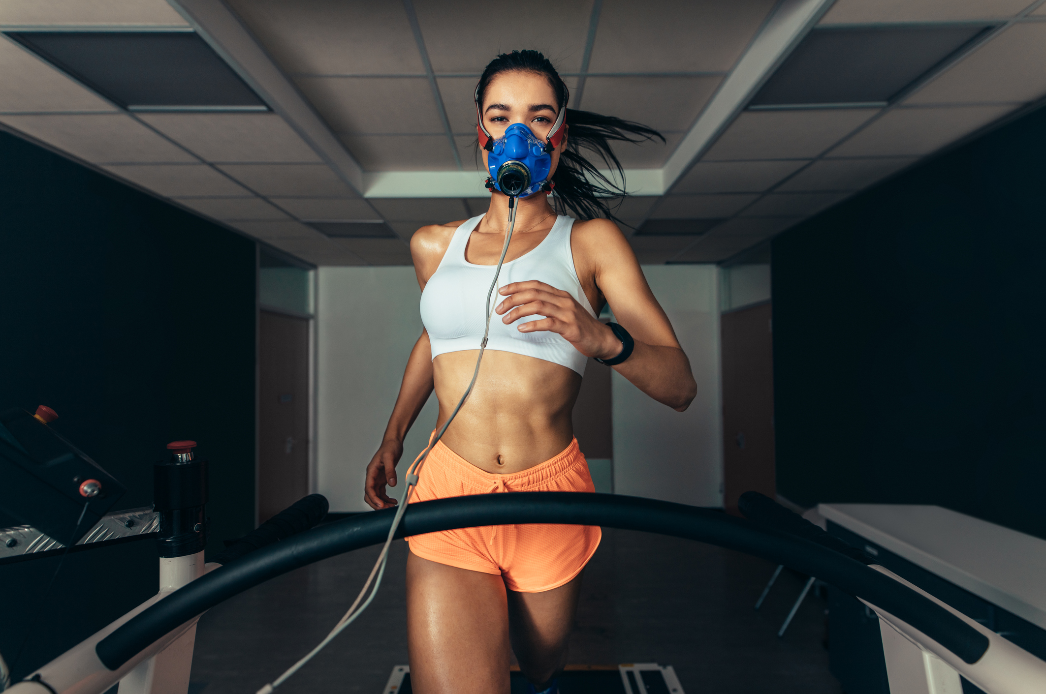Bike: Metabolic Efficiency Test -