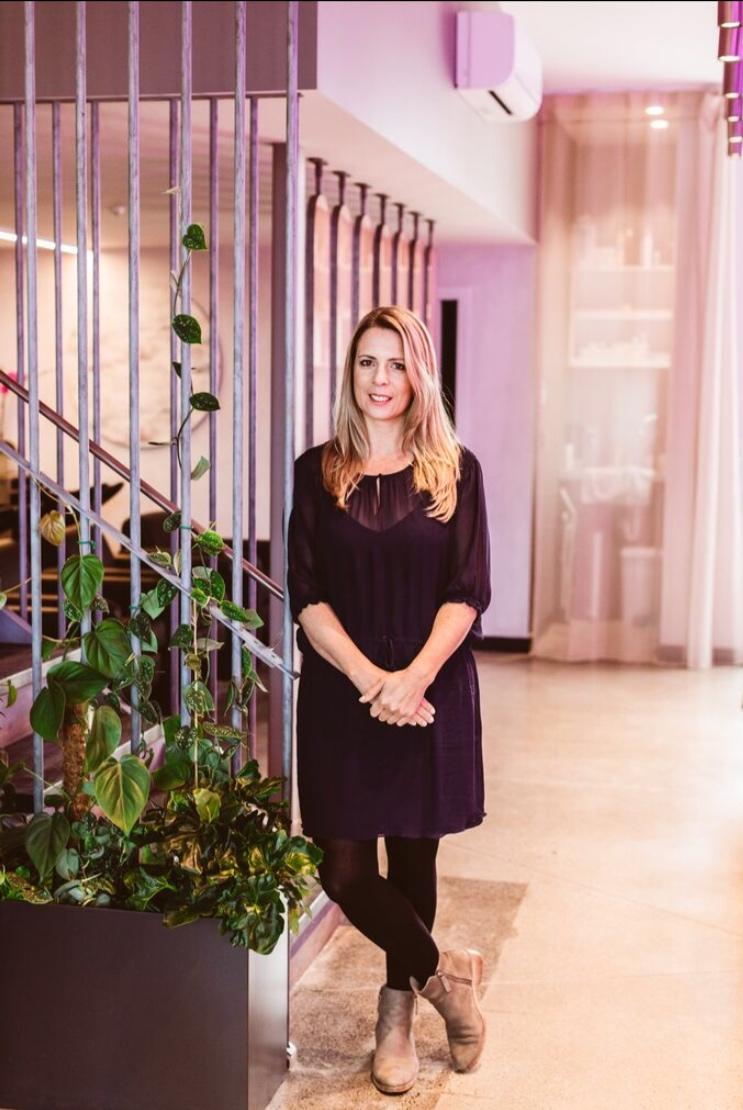 Claire Laursen - Colour specialist