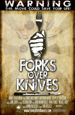2. Forks over knives - Website: https://www.forksoverknives.com/Trailer: https://youtu.be/O7ijukNzlUgOn Netflix? Yes!