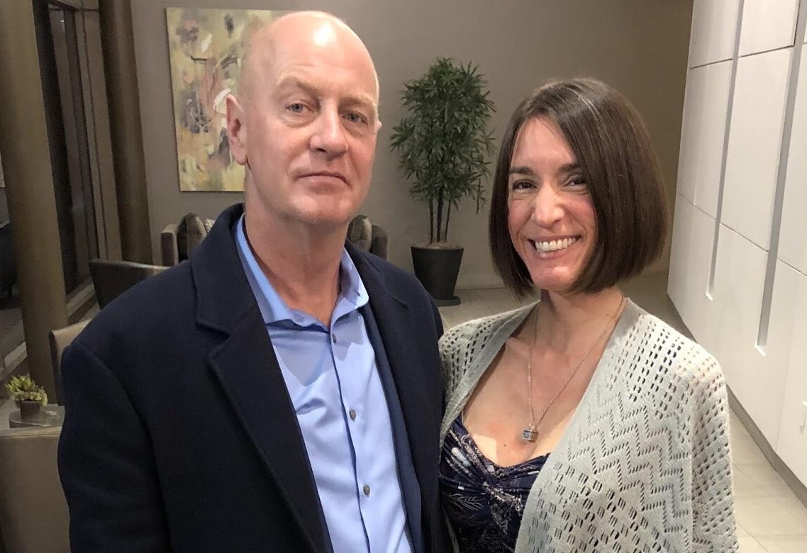 Steven Wollard and Kelly Graham: D-Node Founders