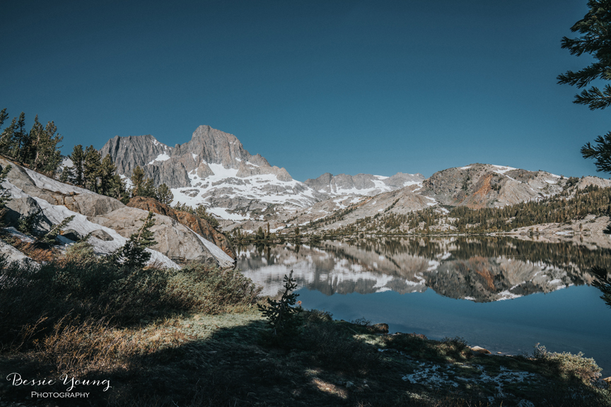Ansel Adams Wilderness Backpacking day 2 2017 - Bessie Young Photography-75.jpg