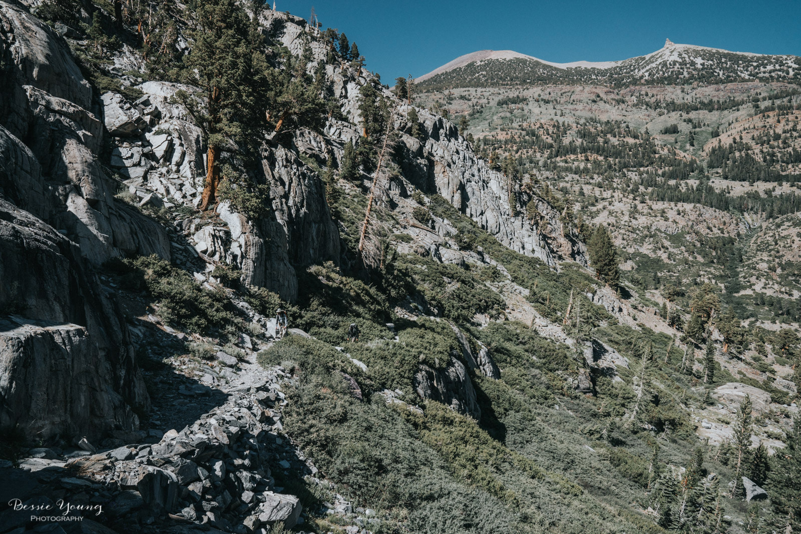 Ansel Adams Wilderness Backpacking day 1 2017 - Bessie Young Photography-9.jpg