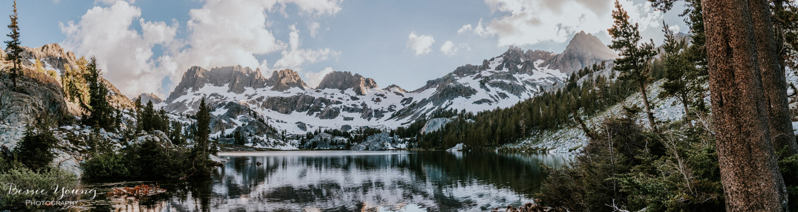 Ansel Adams Wilderness Backpacking day 1 2017 - Bessie Young Photography-22.jpg