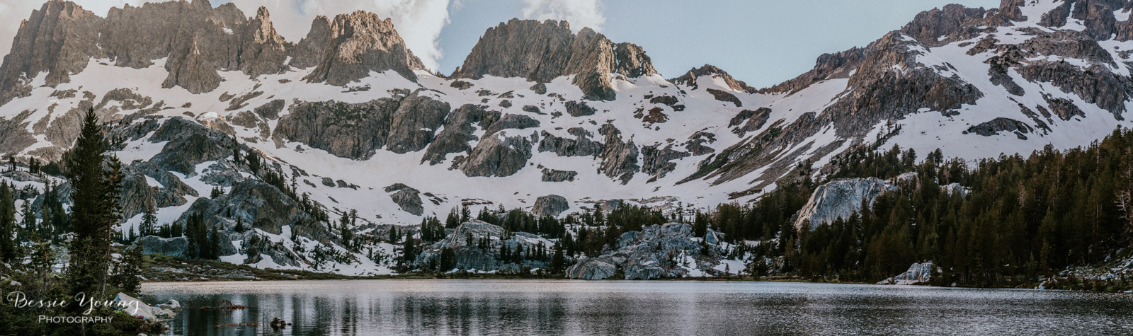 Ansel Adams Wilderness Backpacking day 1 2017 - Bessie Young Photography-26.jpg