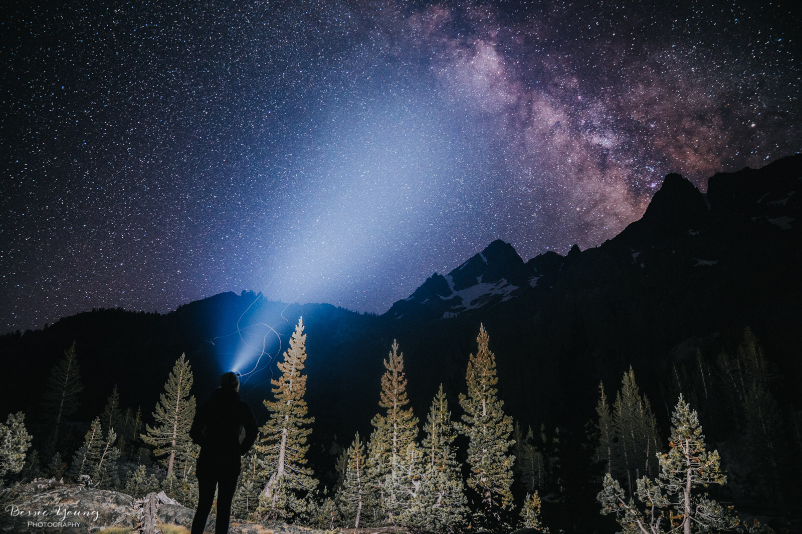Under the Milky Way by Bessie Young