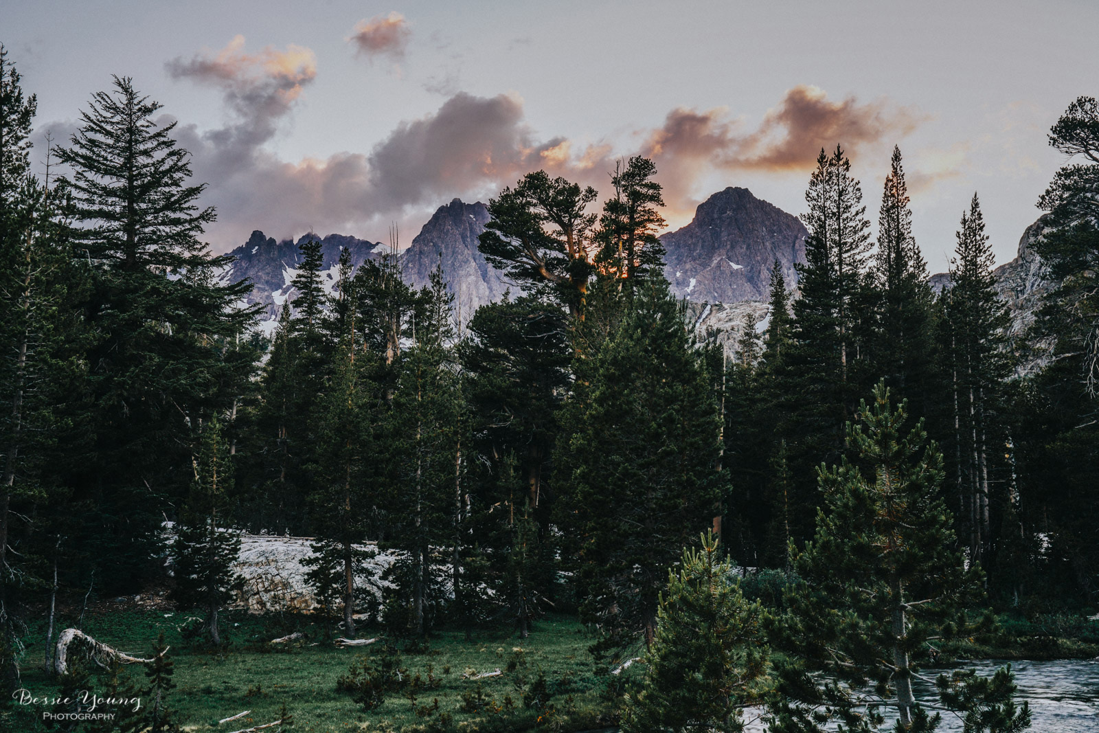 Ansel Adams Wilderness Backpacking day 1 2017 - Bessie Young Photography-33.jpg