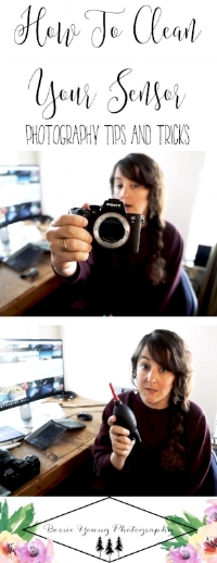 How To Clean Your Sensor by Bessie Young Photography Photography Tips and Tricks