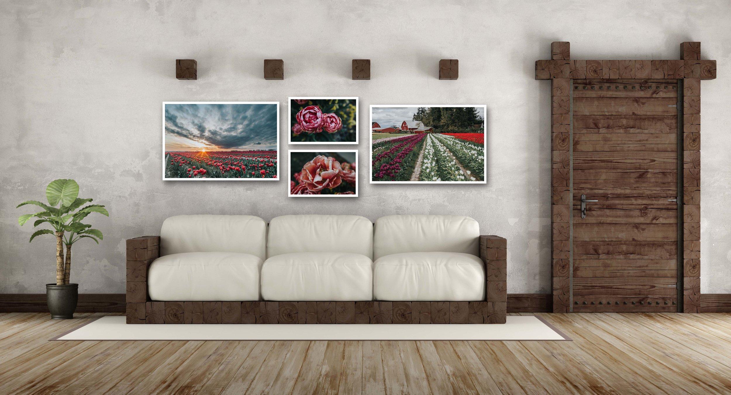 Landscape Prints - Fine Art Home Decor