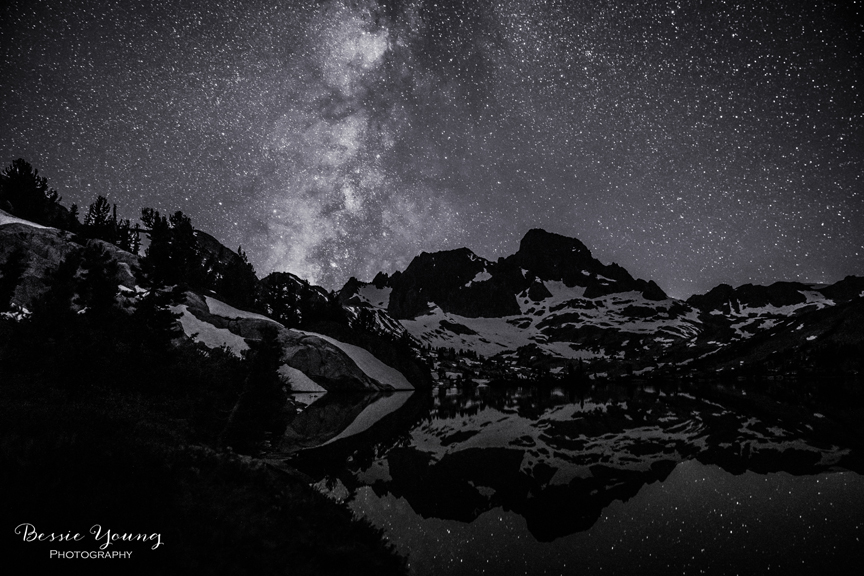 How to take night photos by Bessie Young Photography - Landscape Photography tips and tricks - Star Photos