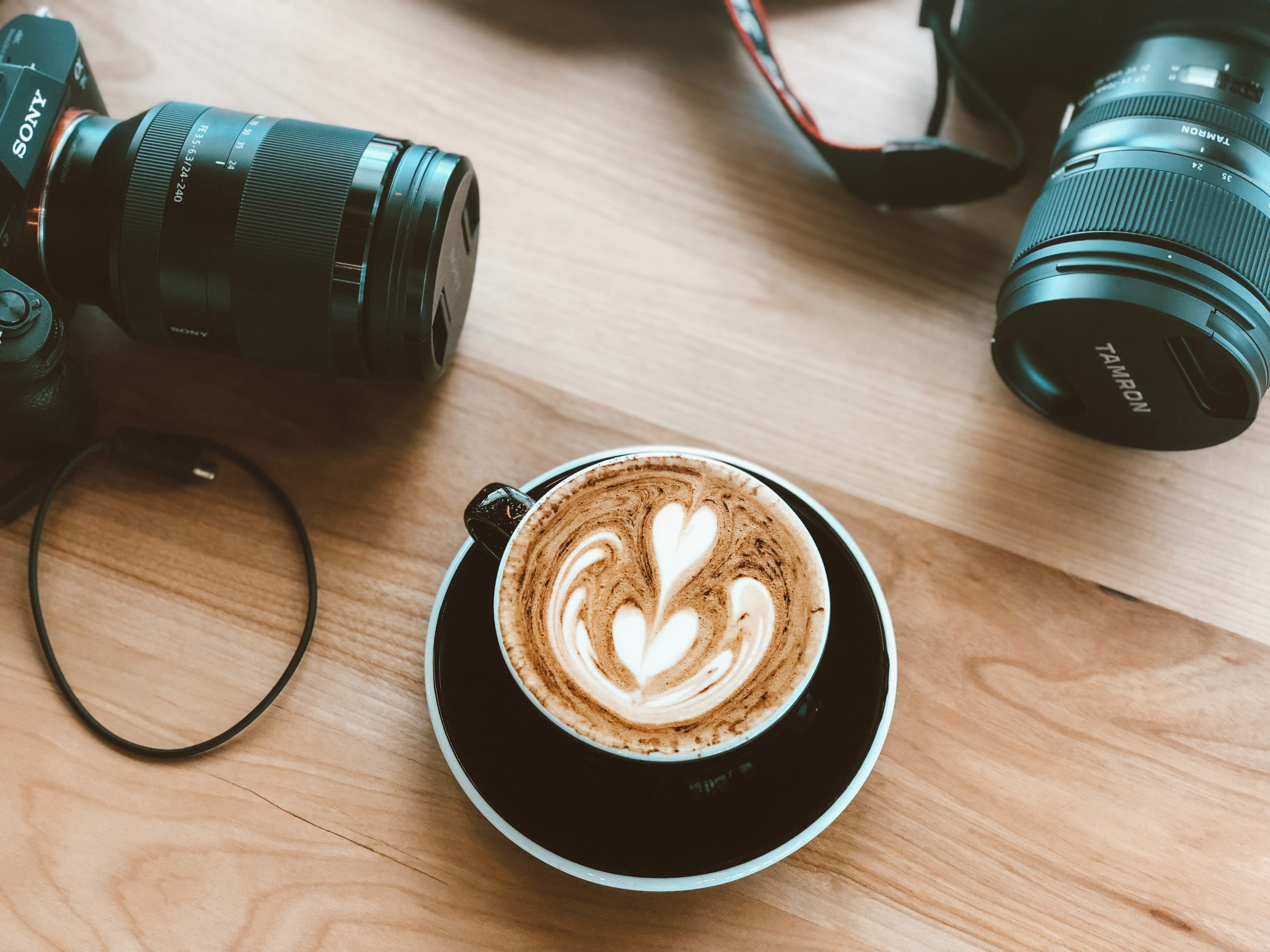 Camera Gear List by Bessie Young Photography