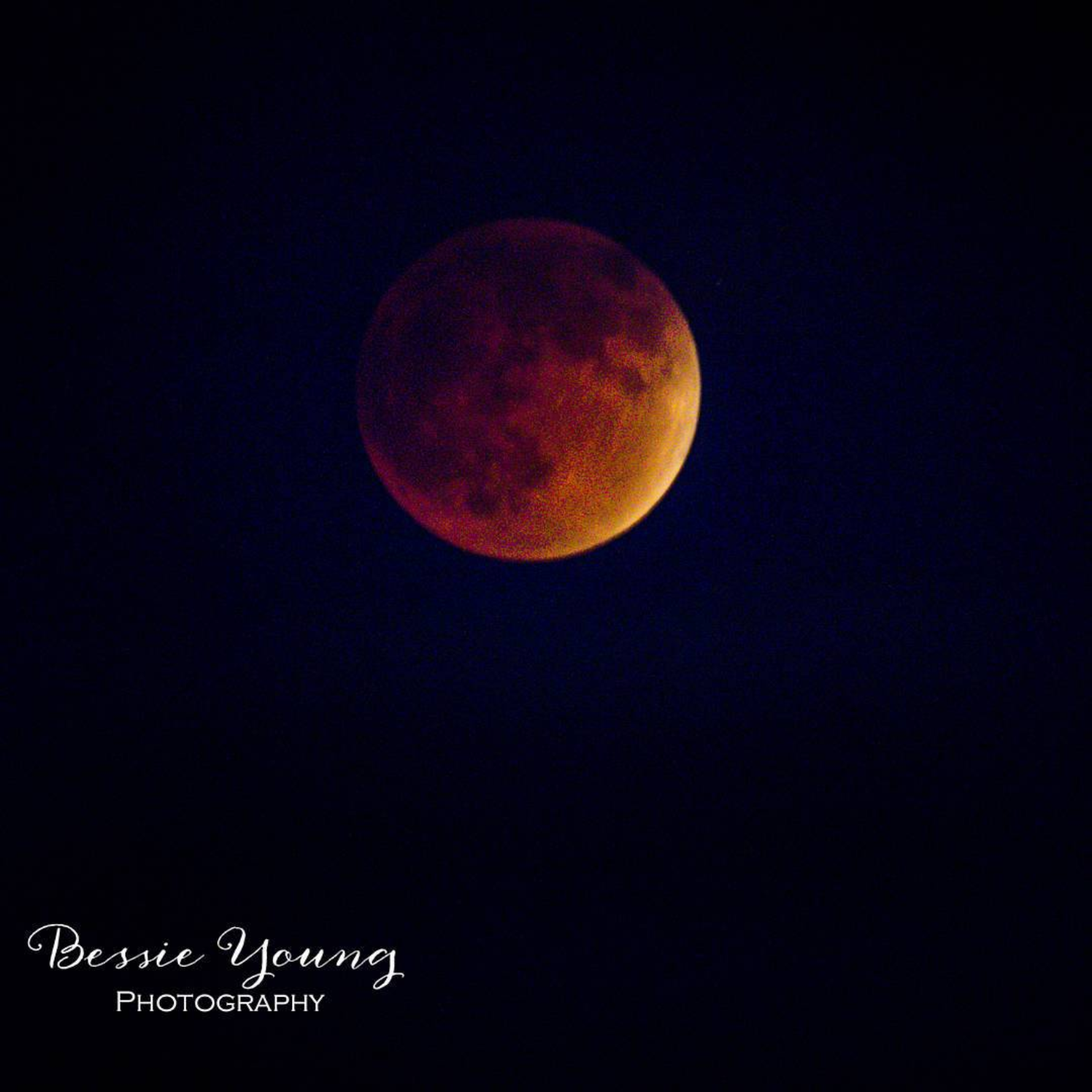 Super blood wolf moon January 2019 | How to see it in california by Bessie Young Photography