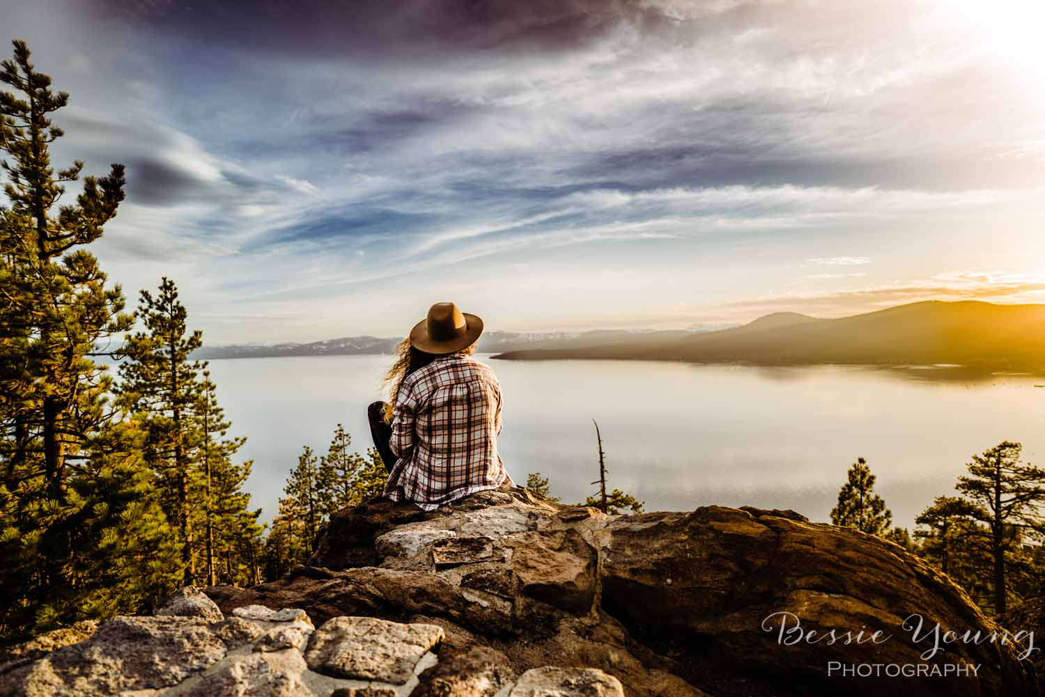Tahoe Lake Photograph by Bessie Young Photography 2018 - adventure photograph - travel photograph - rustic home inspiration - rustic living room inspiration.jpg