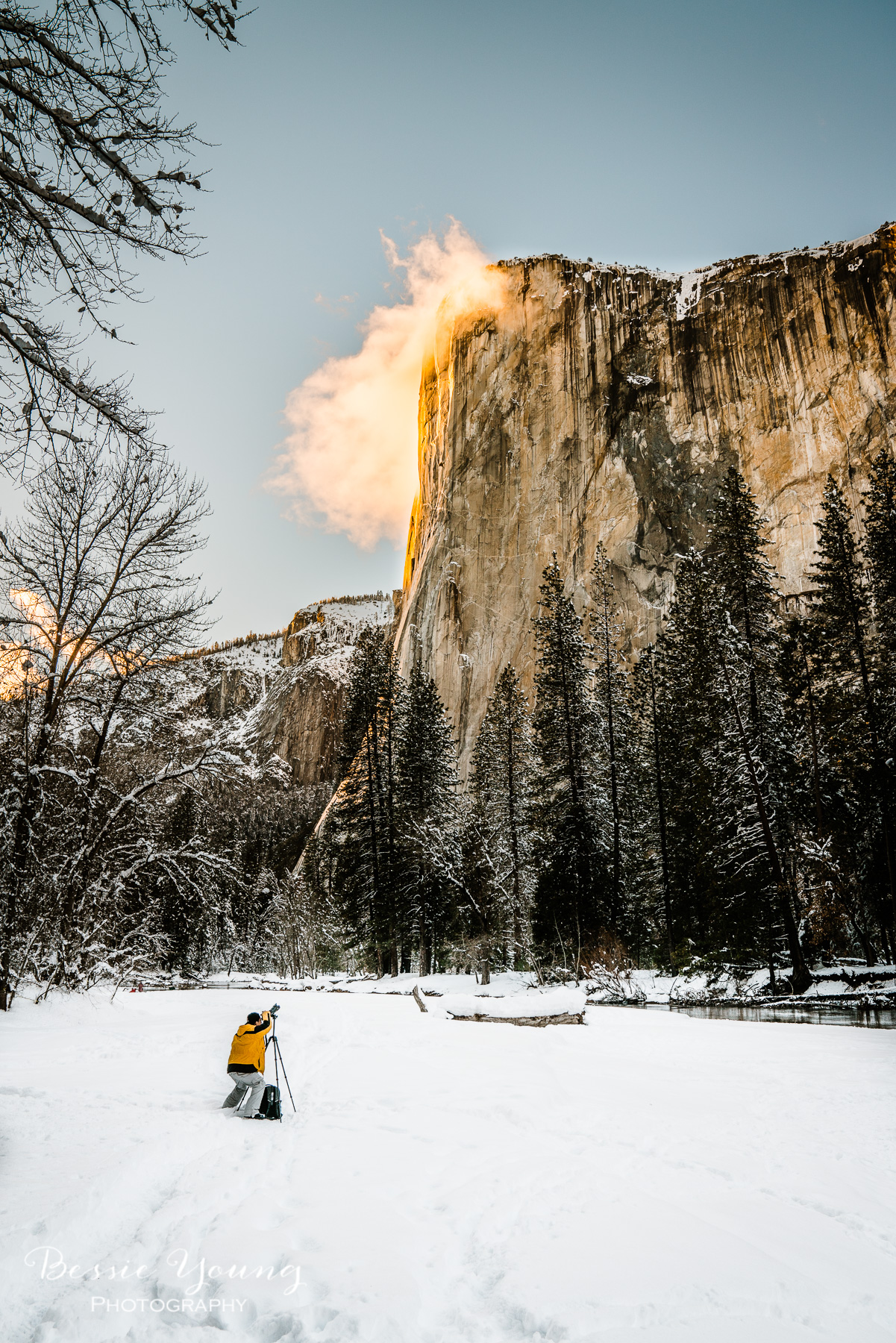 Yosemite National Park Photography by Bessie Young Photography
