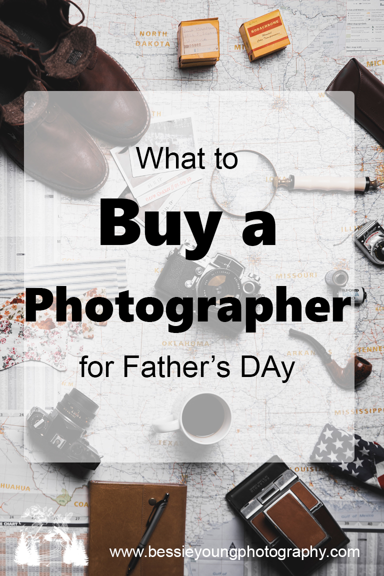 What to buy a photographer for fathers day - 10 Photography Gift Ideas by Bessie Young Photography