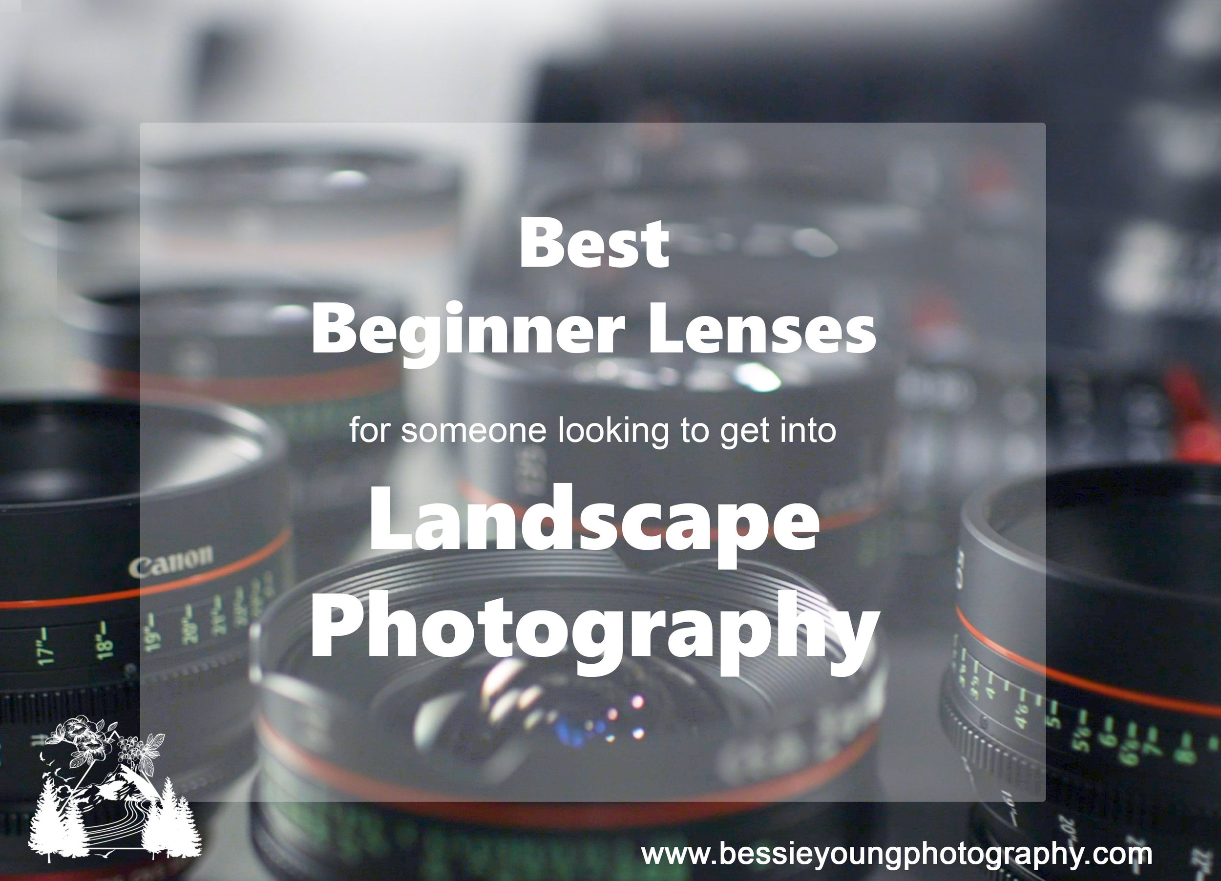 Best Beginner Lenses for Landscape Photography by Bessie Young Photography Tips and Tricks.jpg