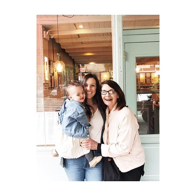 Happy Mother's Day to all of you amazing mamas I am grateful to know and learn from. Especially to this one who is always there (this year, quite literally!) and we wouldn't want it any other way. Thanks for putting up with us @susanmeyers5 💕