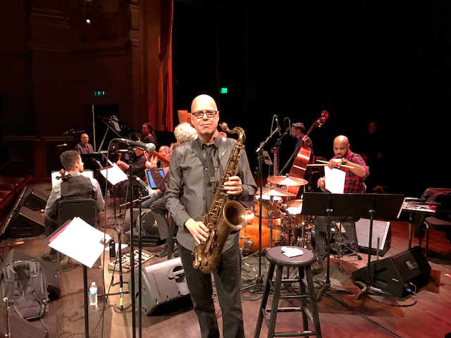 With Billy Childs, San Francisco