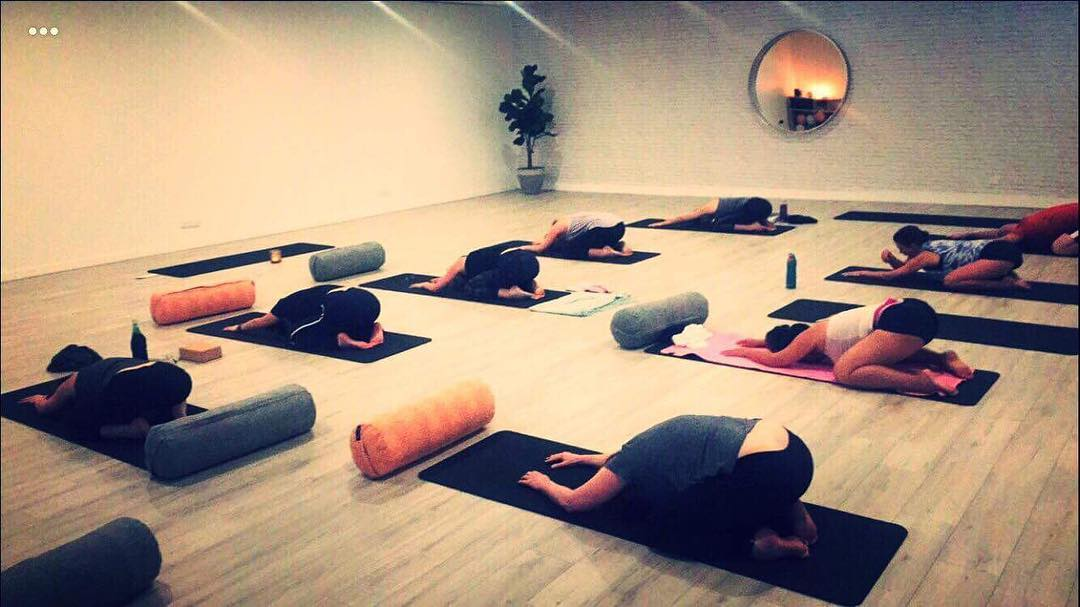 Saturday morning Yoga chill.jpg