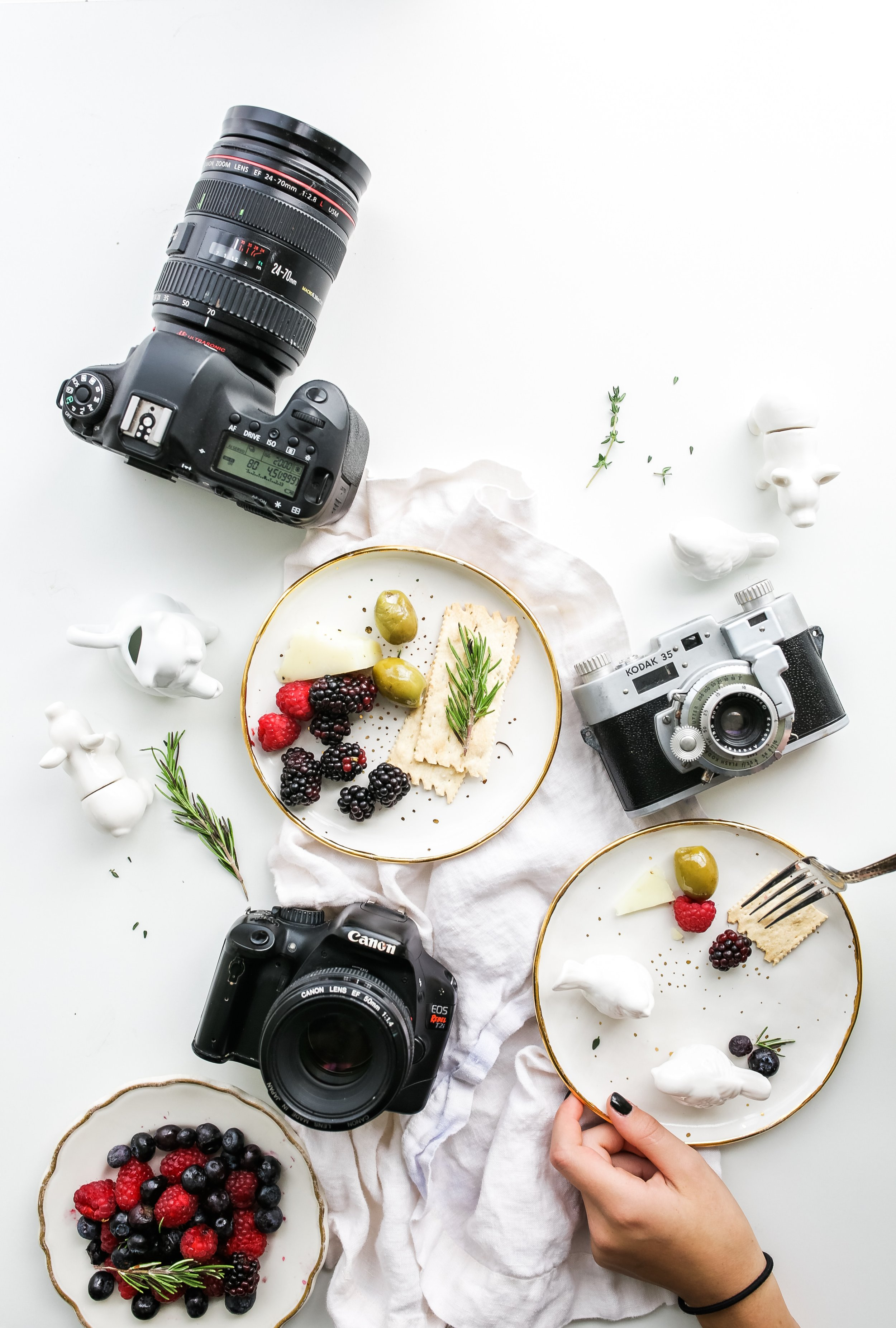 About Culinary Clicks Food Blogger, Photographer, and Influencer Events