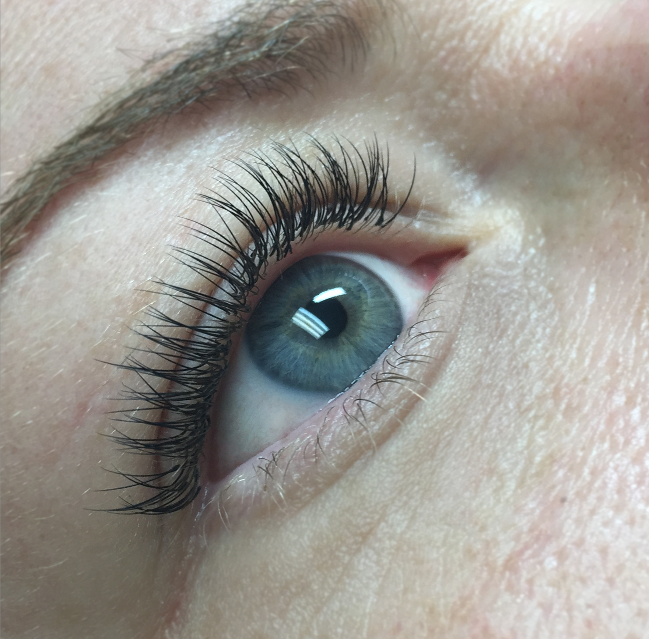 classic eyelash extensions by The Studio