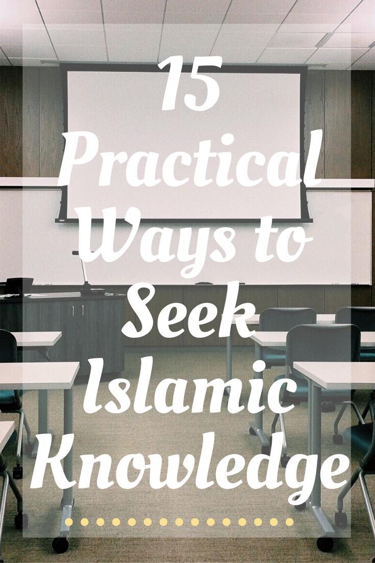 practical ways to seek islamic knowledge.png