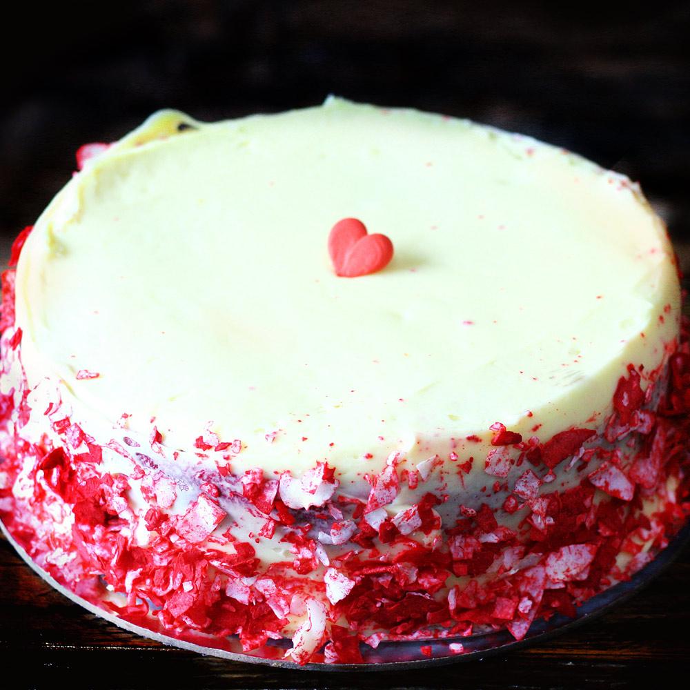 Red Velvet Cake - Whole: $25.90 / Half: $14.50
