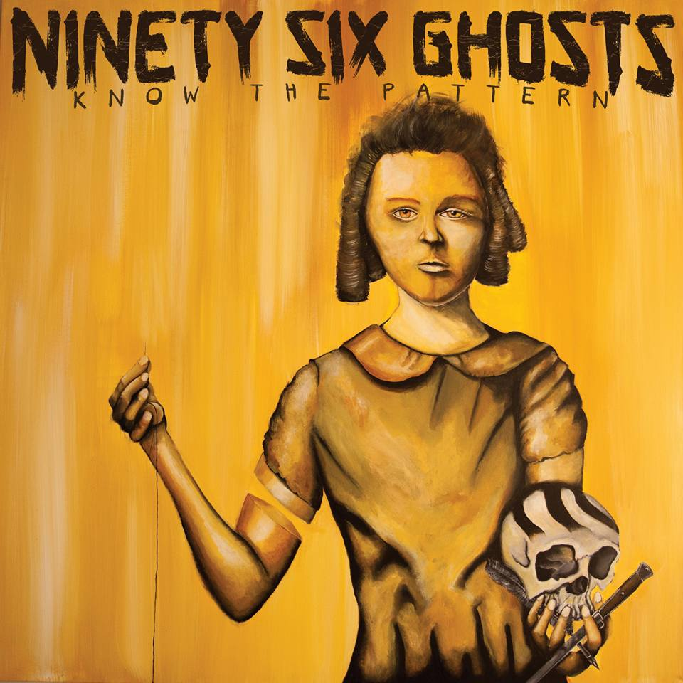 Know the Pattern - latest ep from 96 ghosts, on snubbed records