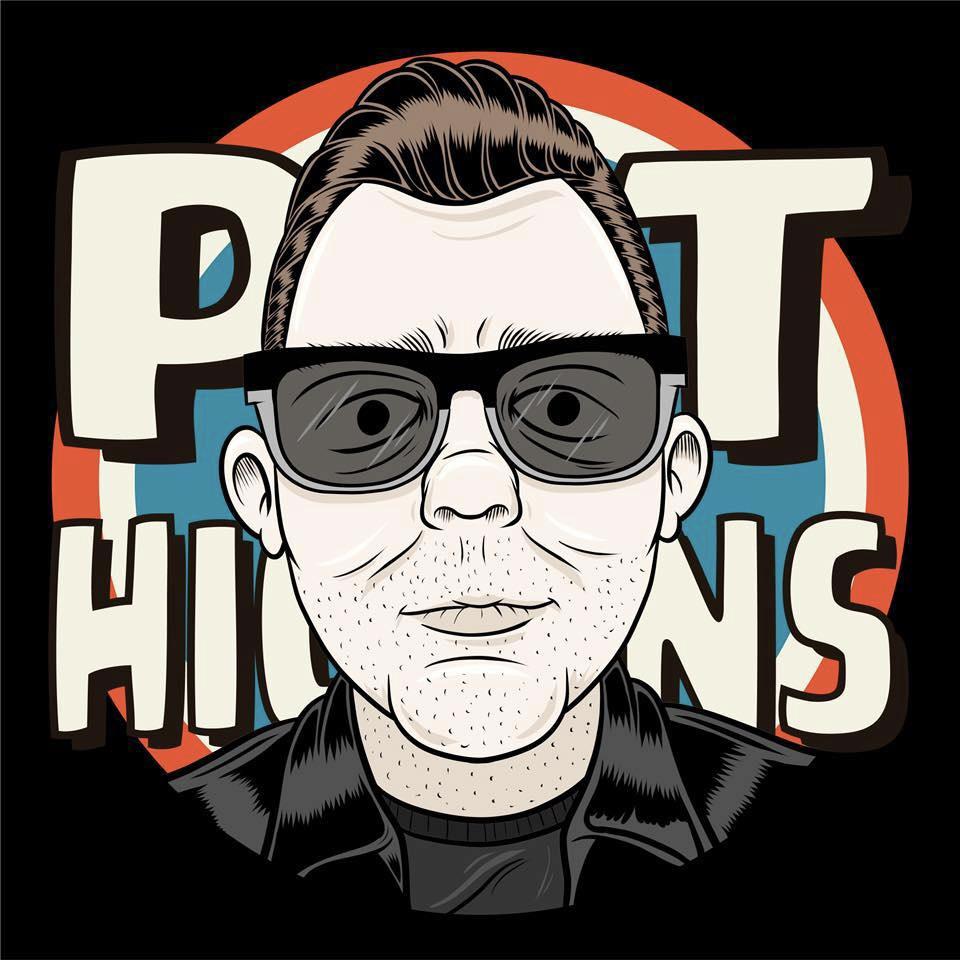 Pat Higgins Illustration - Snubbed artist