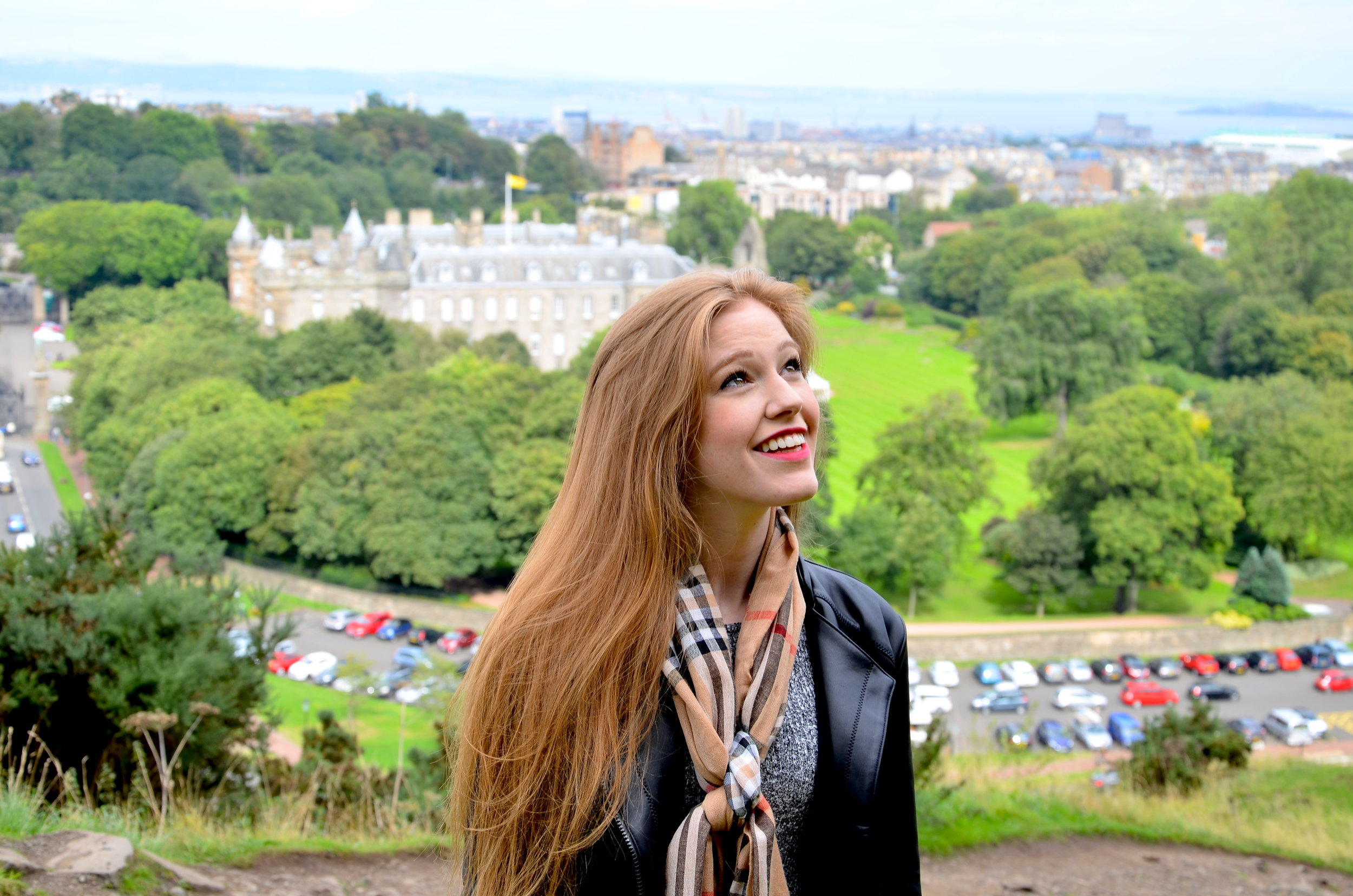 Traveling in London & Scotland! - Seeing the sights and definitely seeing as many stage productions in the West End and Edinborough as I can!