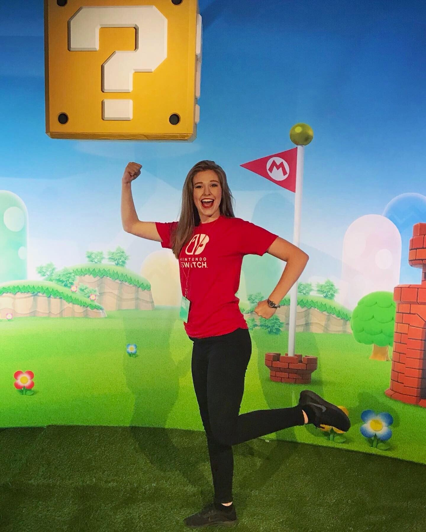 Promoting with Target and Nintendo! - This September I had the opportunity to work with Target and Nintendo for an amazing private event! Lots of great Nintendo Switch games coming out this Fall! My inner geek was very happy to represent such great companies!