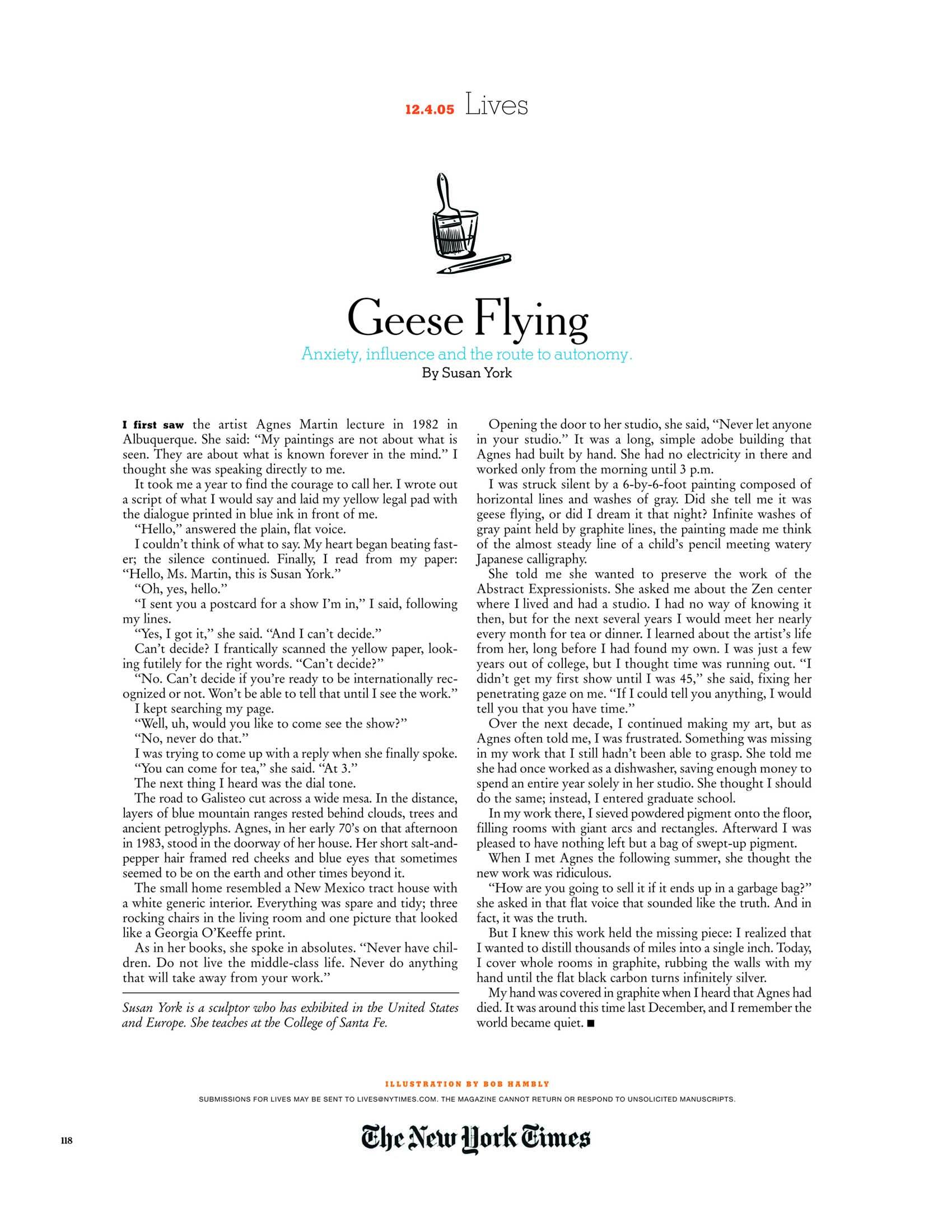 9.NYT Lives column by s york 12_05.jpg